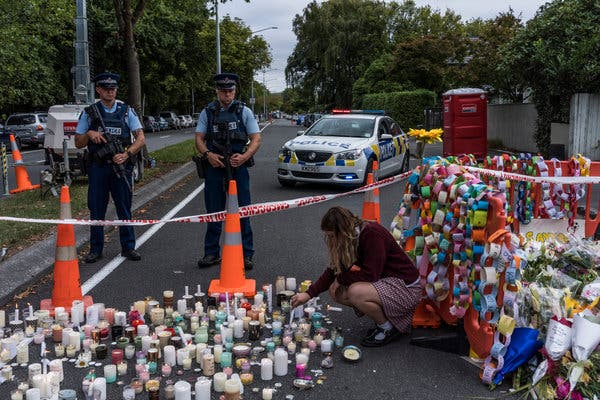 Facebook Updates its Live Policy : New Zealand Attack
