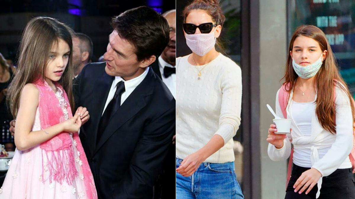 Tom Cruise can't have any relationship with daughter Suri: due to affiliation with Church of Scientology