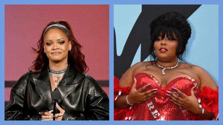 """""""Lizzo"""" Revealed The Praises She Received From """"Rihanna"""". Also Hinted Towards The Possible """"Collaboration"""" Between The Two!!!"""