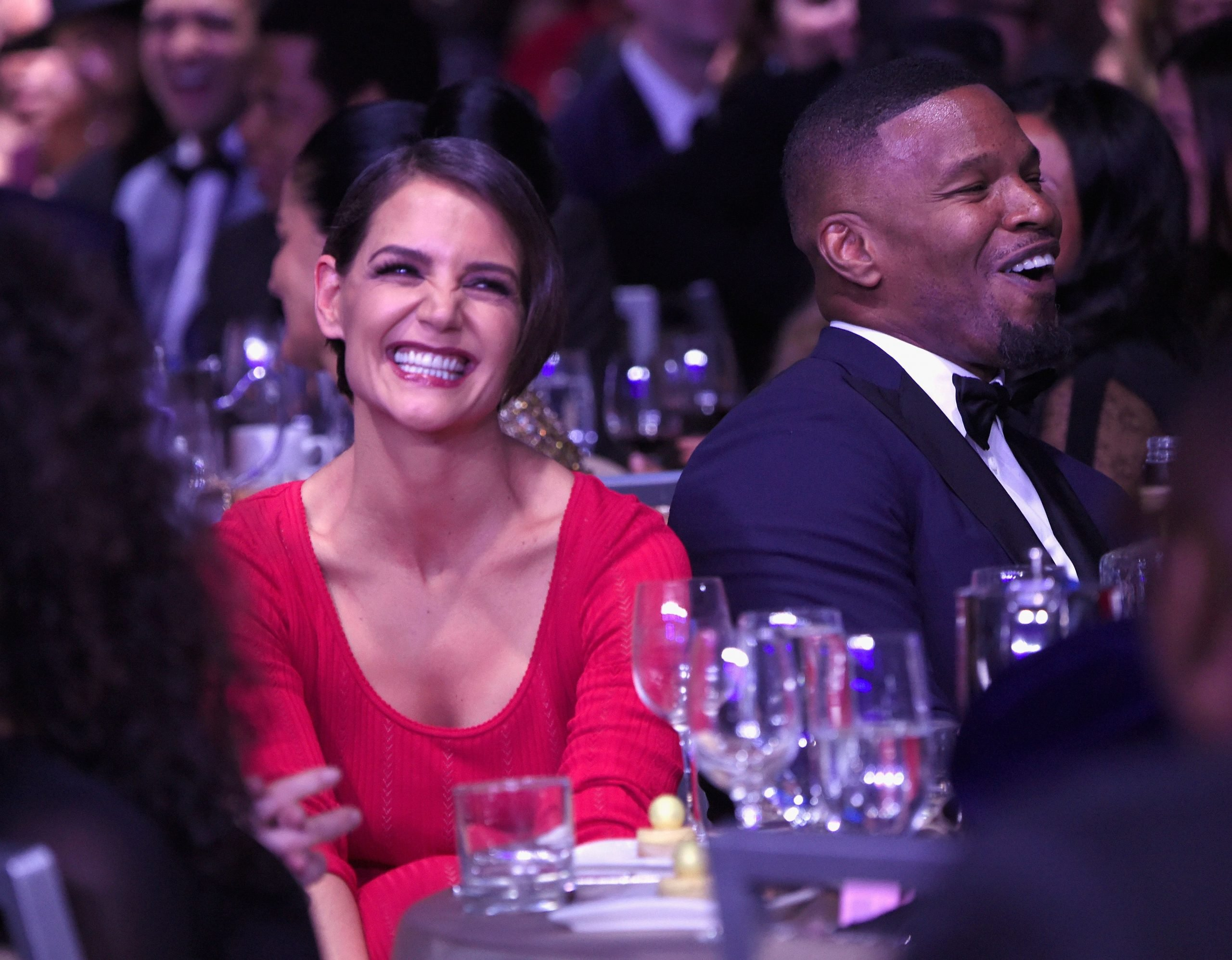Katie Holmes Confirms, She DUMPED Jamie Foxx Because of Tom Cruise coming back into her life