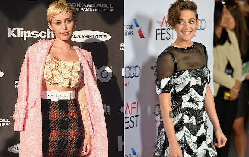 Media is CLAIMING that Kristen Stewart REALLY HATE Miley Cyrus but is True?