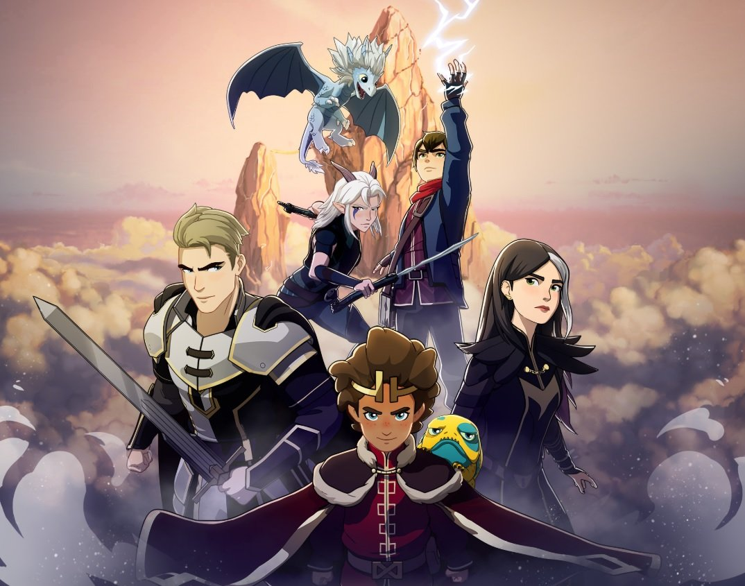 Dragon Prince Season 4 in Hot Waters, What Should You Expect, Let Us See.