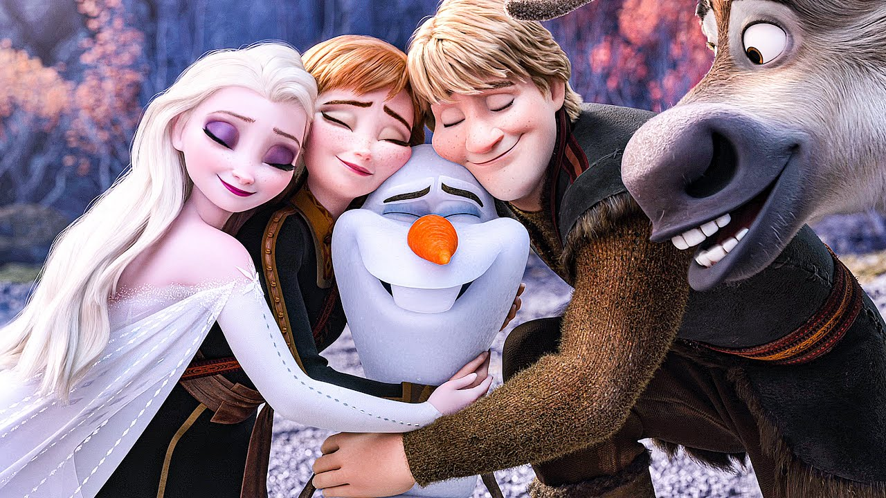Biggest Disney Animation Hit 'Frozen 2' DVD's To Be Made Available In Stores On March 30, 2020.